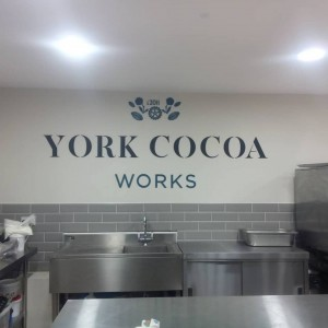 York Cocoa Works logo